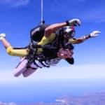 Quel spot choisir pour son premier saut en parachute ?