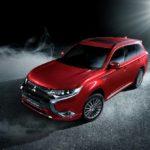 Mitsubishi Outlander PHEV 2020 : La puissance alliée à la finesse d'une ligne