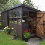 Les trucs à faire pour aménager un abri de jardin