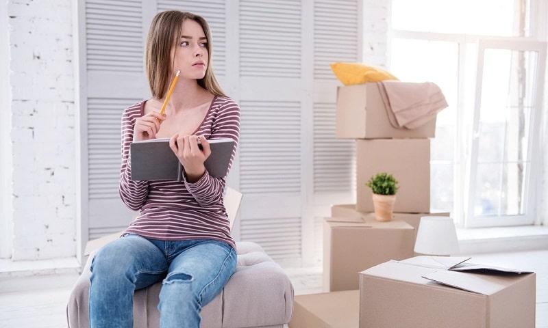 organiser déménagement