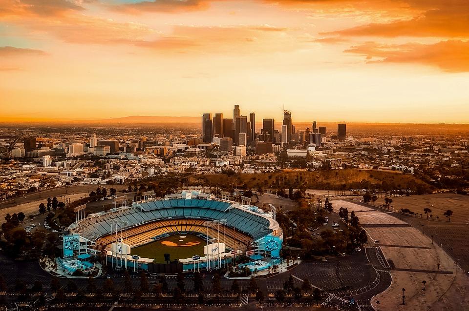 Le Dodgers Stadium est un stade mythique