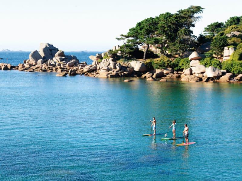 paddle été