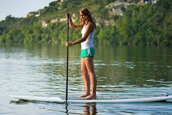 ou faire du paddle