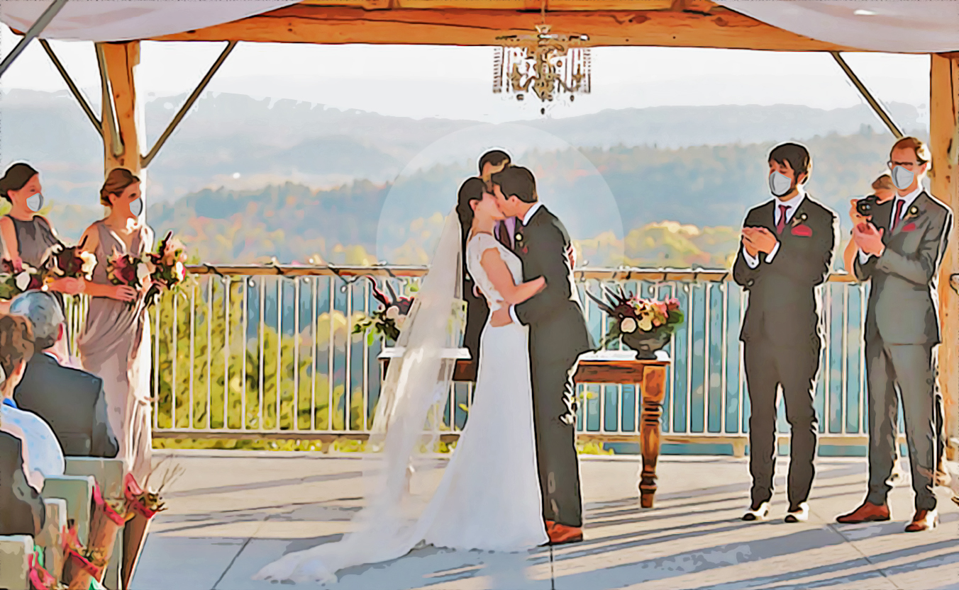 mariage malgré covid