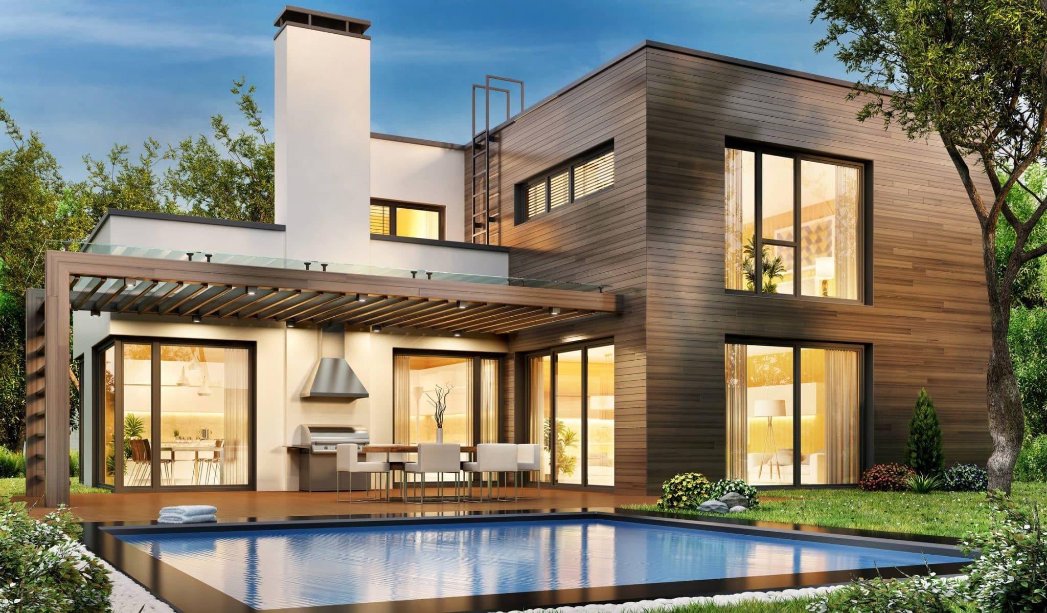 Investir dans un cottage de luxe pour sa retraite c'est s'assurer de beaux revenus stables