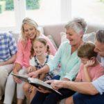 Un album photo pour les seniors de la famille
