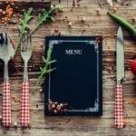 Quel porte-menu choisir pour son restaurant ?