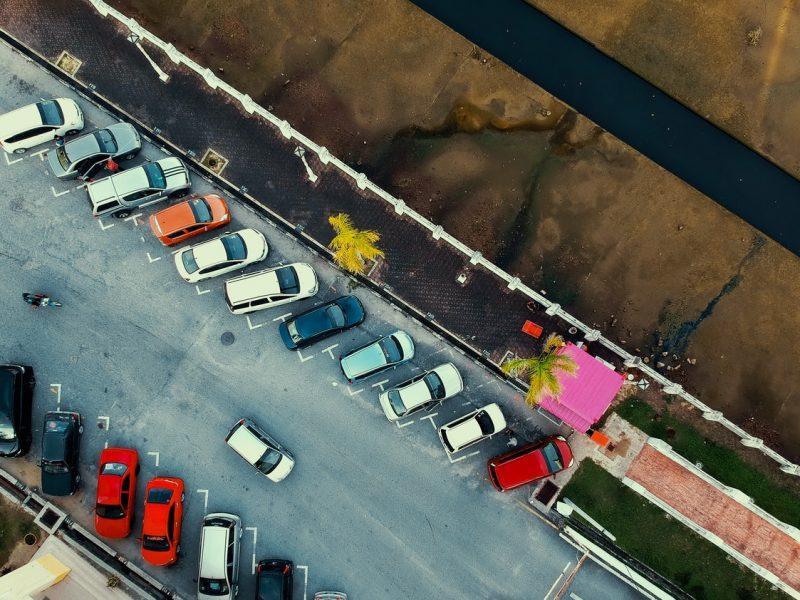stationnement en ville