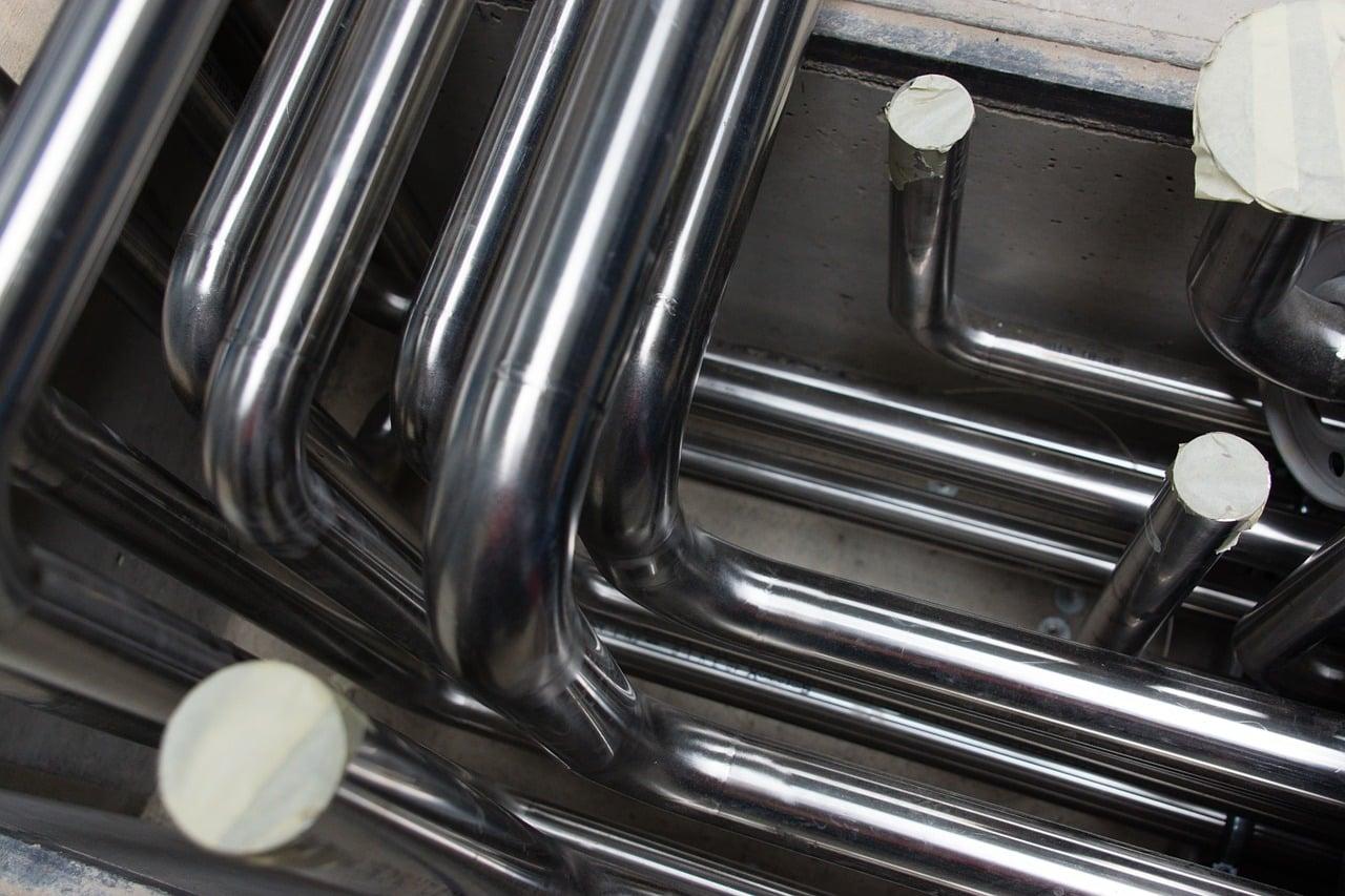 tubes en inox